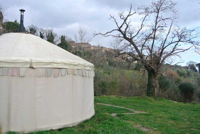 Offerta Famiglia Yurta campeggio