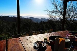 Mangiare in agricampeggio in Maremma Toscana a Tatti